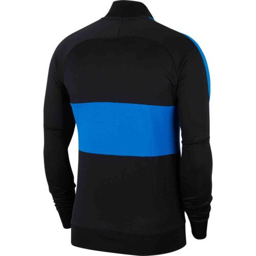 Jordan PSG 4th Academy Track Jacket – Black/Hyper Cobalt/Hyper Cobalt/White