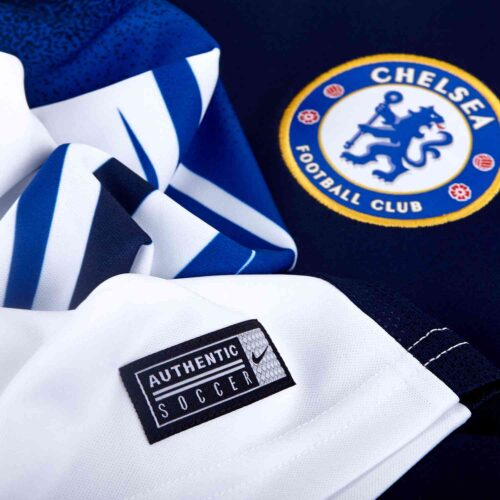 Nike Chelsea Pre-match Training Top – White/Obsidian