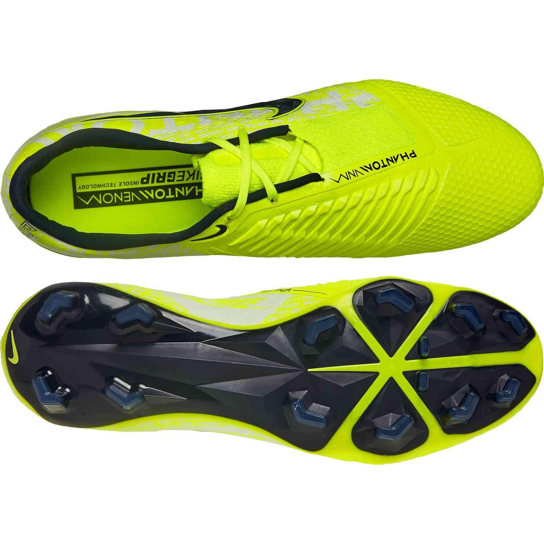 db2d64e0dabc1 Nike Phantom Venom Elite FG - New Lights - SoccerPro
