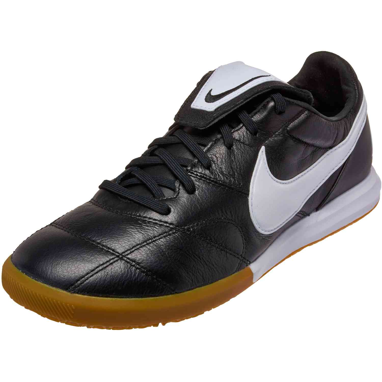 ecf36abb2 Nike Premier II IC - Black/White - SoccerPro