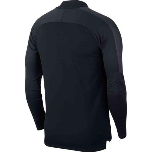 Nike PSG Dry Squad Drill Top – Black