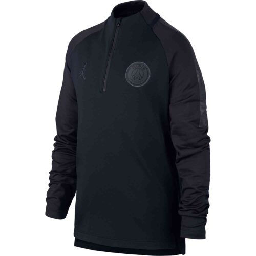 Nike PSG Dry Squad Drill Top – Youth – Black