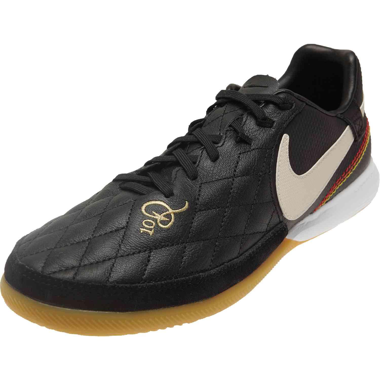 427225477 Nike 10R Tiempo Legend 7 Pro IC - Black/Light Orewood/Brown/Metallic ...