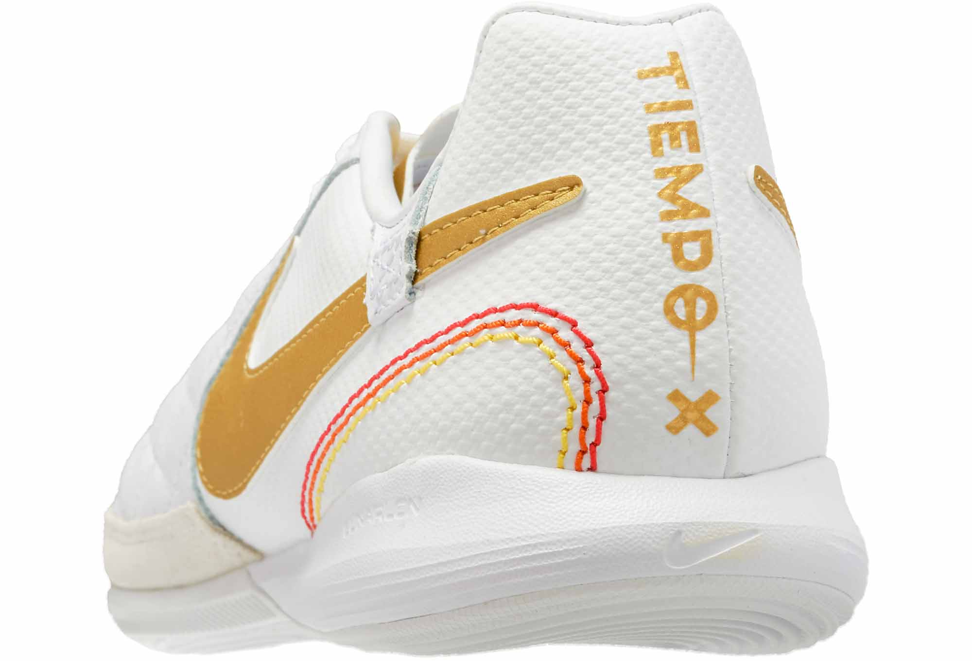 11702b5de8bf Nike Lunar LegendX 7 Pro IC - 10R - White/Metallic Gold/White ...