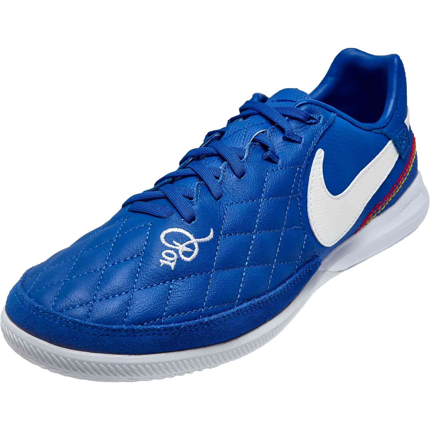 633bd0939abac Nike 10R Tiempo Legend 7 Pro IC - Game Royal/White - SoccerPro
