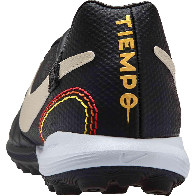 more photos 91e90 86aab Nike 10R Tiempo Legend 7 Pro TF – Black Light Orewood Brown Metallic