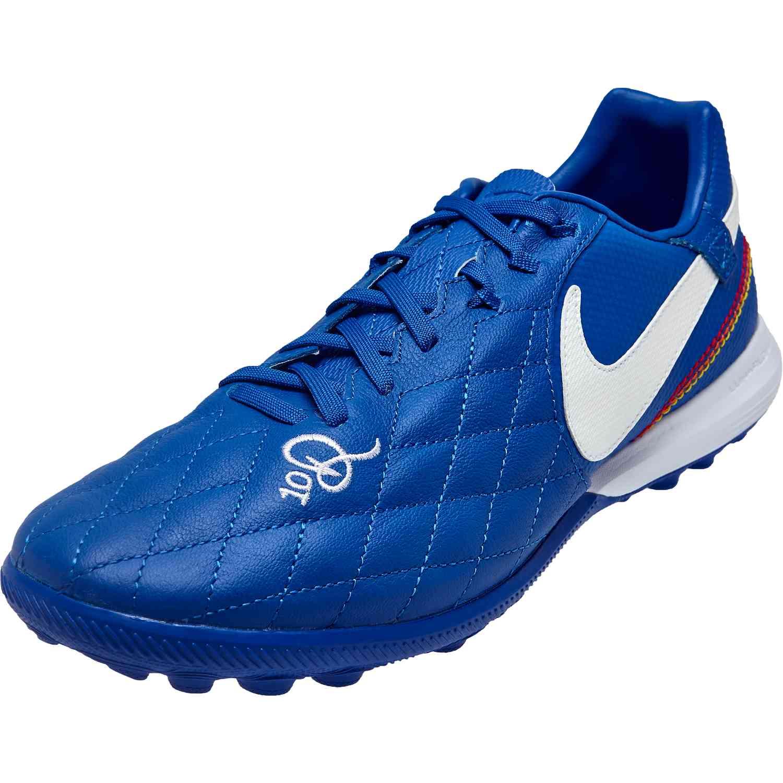 ff660321c256 Nike 10R Tiempo Legend 7 Pro TF - Game Royal/White - SoccerPro
