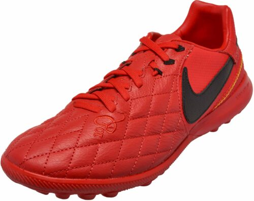 Nike Lunar LegendX 7 Pro TF – 10R – University Red/Black/Metallic Gold