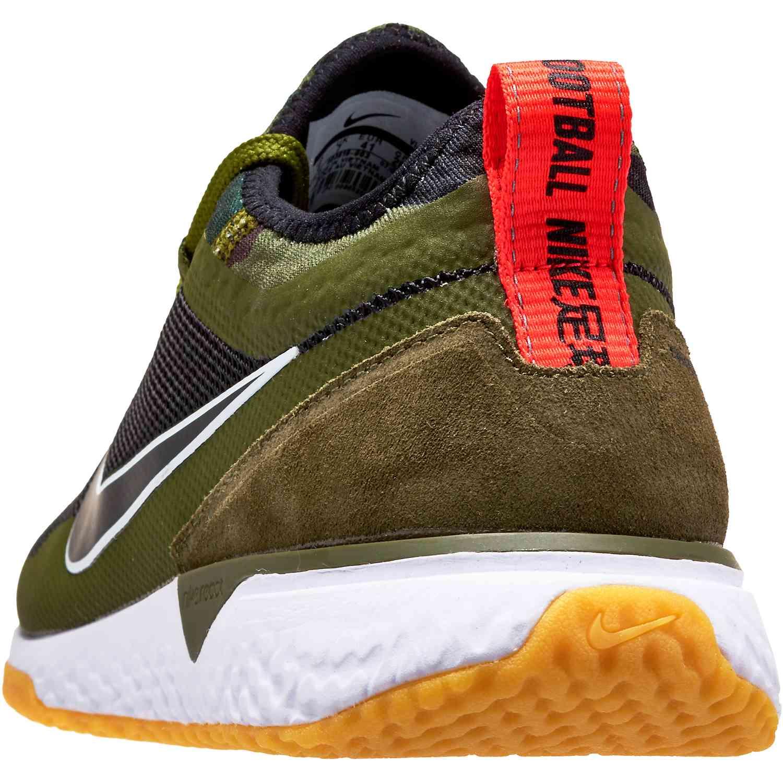 Nike FC React - Black and Green
