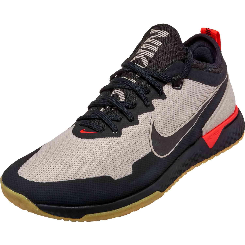 4fe19ae16eba3 Nike F.C. React – Desert Sand/Black/Bright Crimson