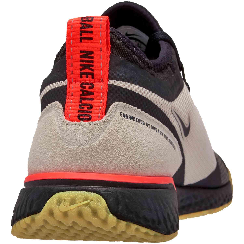 Nike FC React - Desert Sand and Black - SoccerPro.com a85bfc0a6