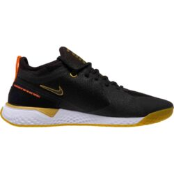 d3eef9b83b1d3 Nike FC React - Black and Metallic Gold - SoccerPro.com
