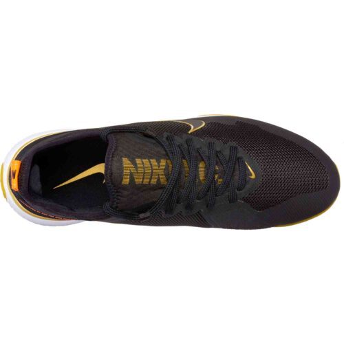 Nike F.C. React – Black/Metallic Gold