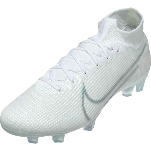 Nike Mercurial Superfly 7 Elite FG – Nouveau White