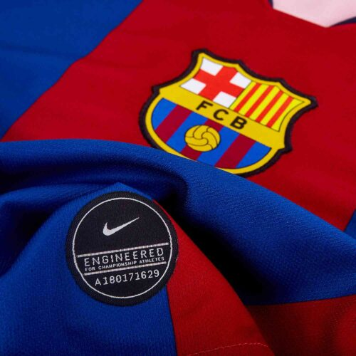 Nike 98/99 Barcelona Home Jersey