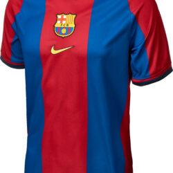 info for 9f7c2 0572b 1998/1999 Nike Rivaldo Barcelona Retro Home Jersey - SoccerPro