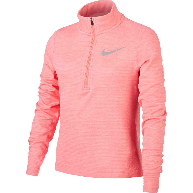 zip Training Top - Pink Gaze - SoccerPro