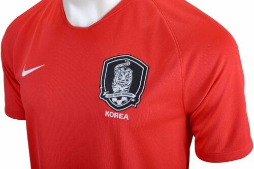 Nike South Korea Home Jersey 2018-19