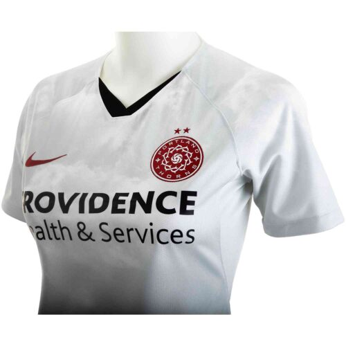 Womens Nike Portland Thorns Away Jersey – 2019
