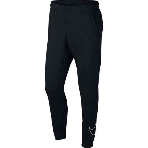 Nike Dri-FIT Cotton Pants – Black