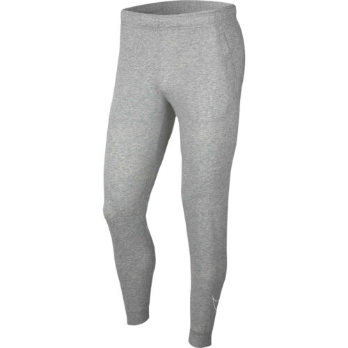 Nike Dri-FIT Cotton Pants – Dark Grey Heather