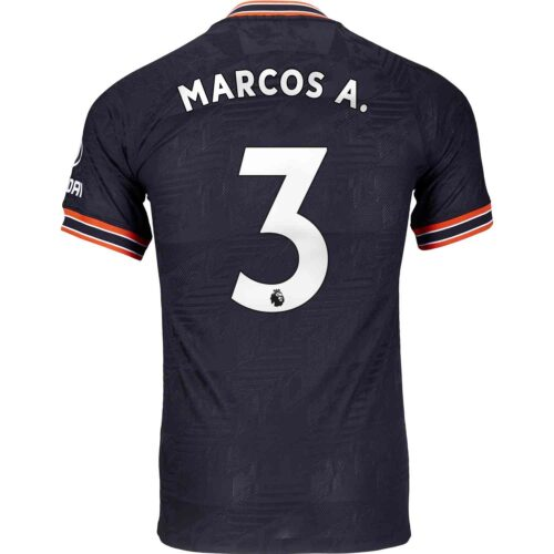 2019/20 Nike Marcos Alonso Chelsea 3rd Match Jersey