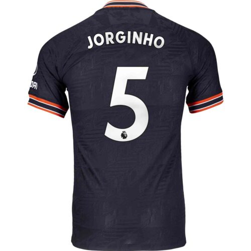 2019/20 Nike Jorginho Chelsea 3rd Match Jersey