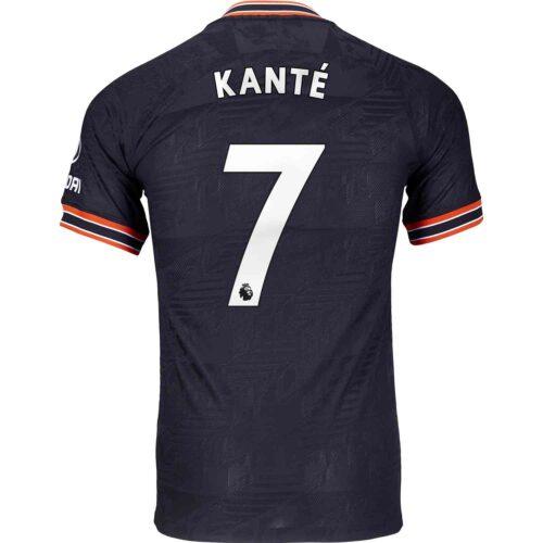 2019/20 Nike N'Golo Kante Chelsea 3rd Match Jersey
