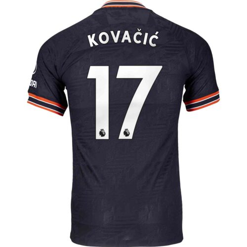 2019/20 Nike Mateo Kovacic Chelsea 3rd Match Jersey