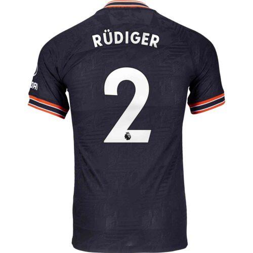 2019/20 Nike Antonio Rudiger Chelsea 3rd Match Jersey