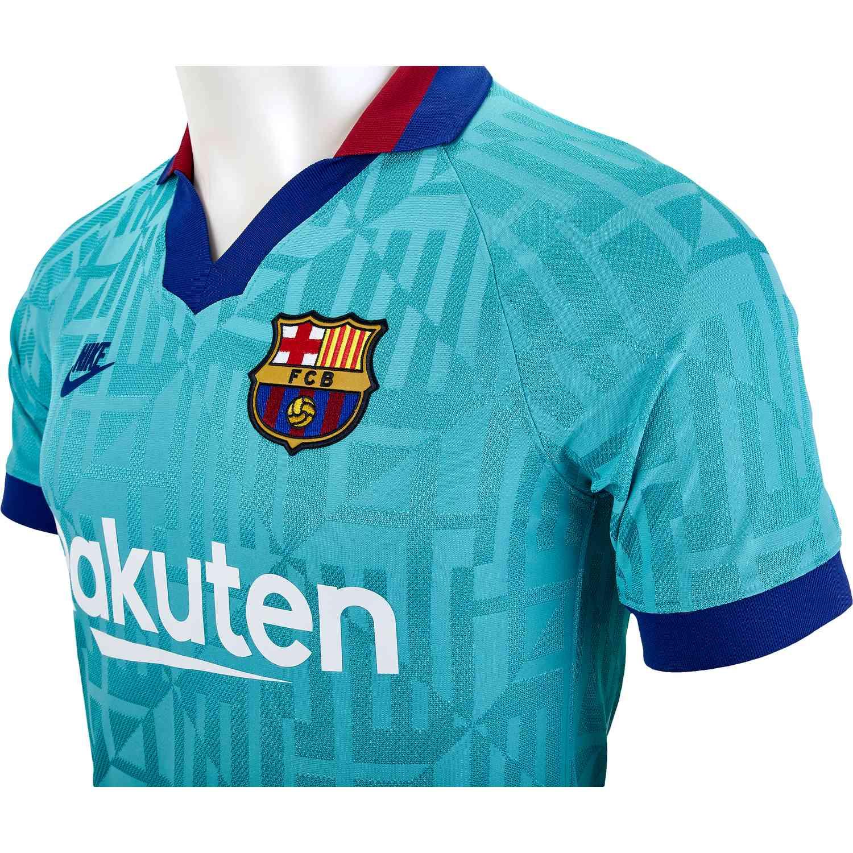 2019 20 Nike Barcelona 3rd Match Jersey Soccerpro