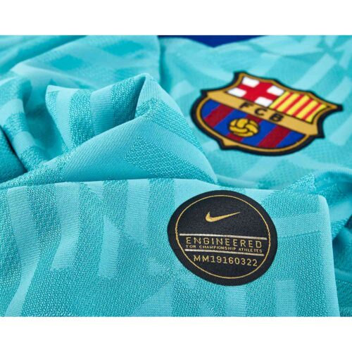 2019/20 Nike Sergio Busquets Barcelona 3rd Match Jersey