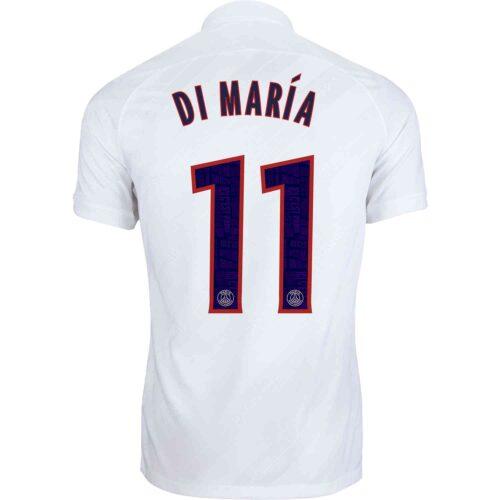 2019/20 Nike Angel Di Maria PSG 3rd Match Jersey