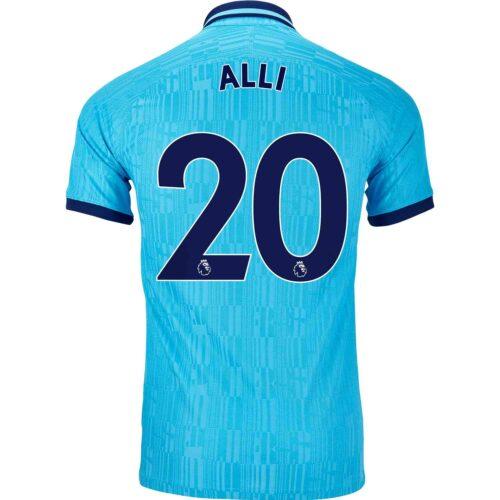 2019/20 Nike Dele Alli Tottenham 3rd Match Jersey