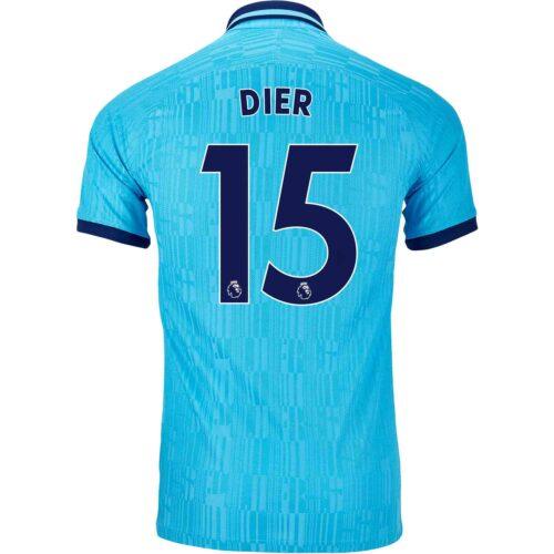 2019/20 Nike Eric Dier Tottenham 3rd Match Jersey