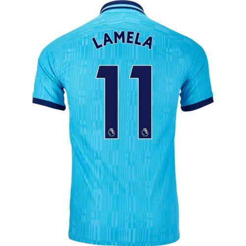 2019/20 Nike Erik Lamela Tottenham 3rd Match Jersey