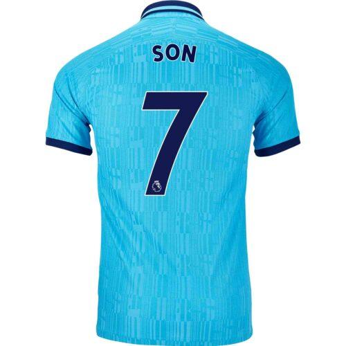 2019/20 Nike Son Heung-min Tottenham 3rd Match Jersey