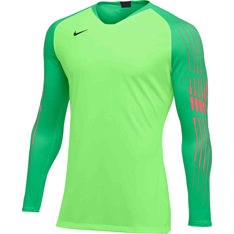 nike shirt green