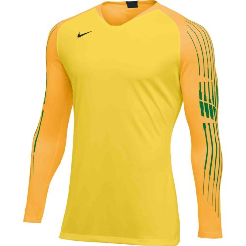 Nike Gardien II GK Jersey – Youth – Tour Yellow/University Gold/Black