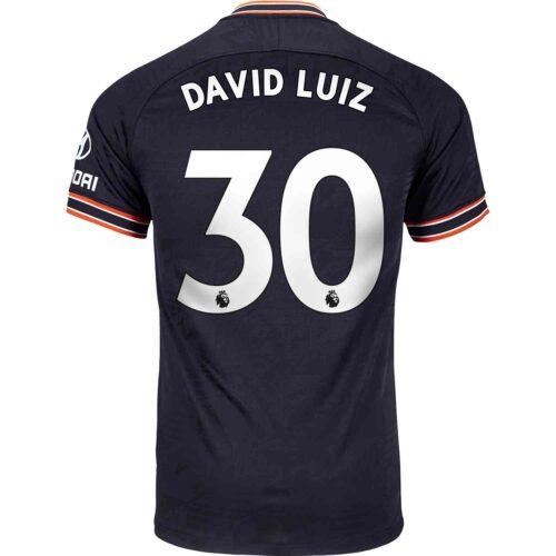 2019/20 Nike David Luiz Chelsea 3rd Jersey