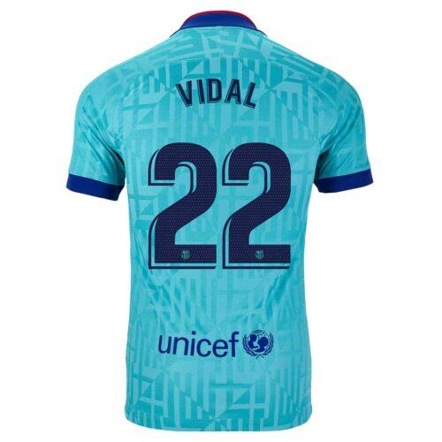 2019/20 Nike Arturo Vidal Barcelona 3rd Jersey