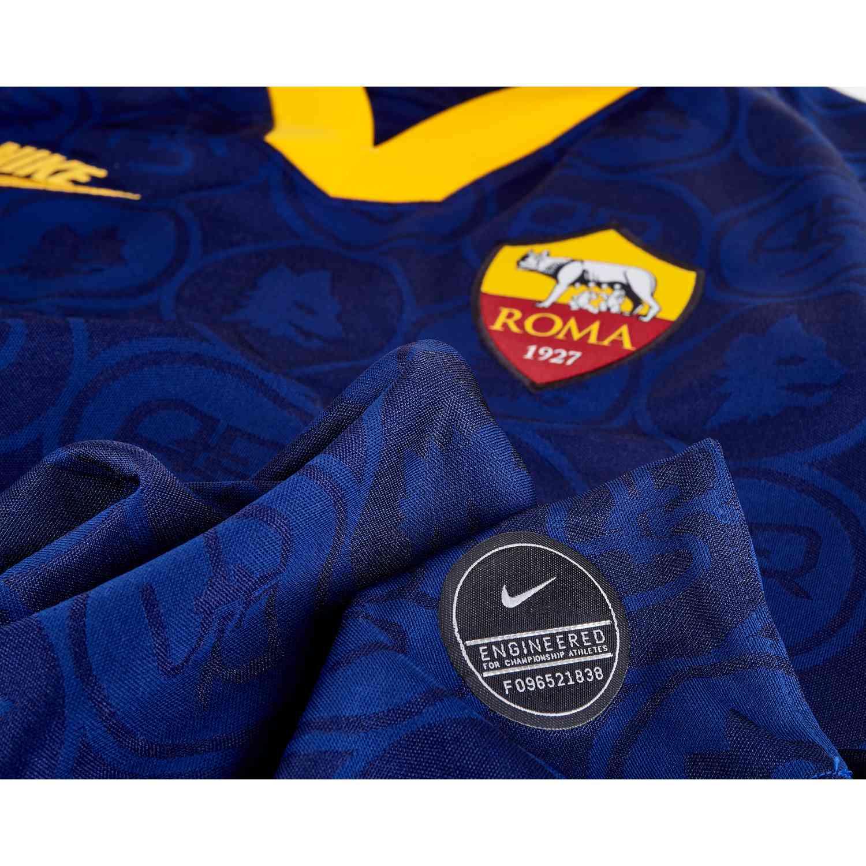 201920 Nike AS Roma 3rd Jersey SoccerPro