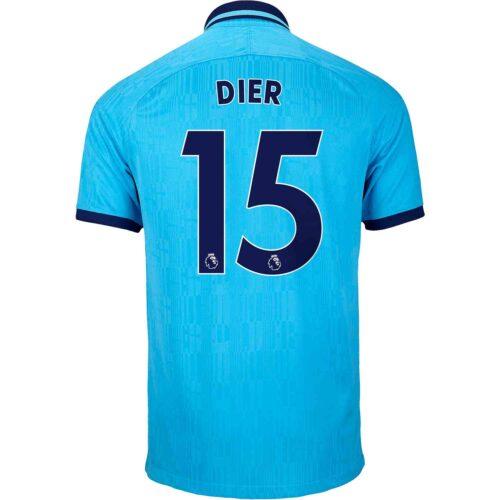 2019/20 Nike Eric Dier Tottenham 3rd Jersey