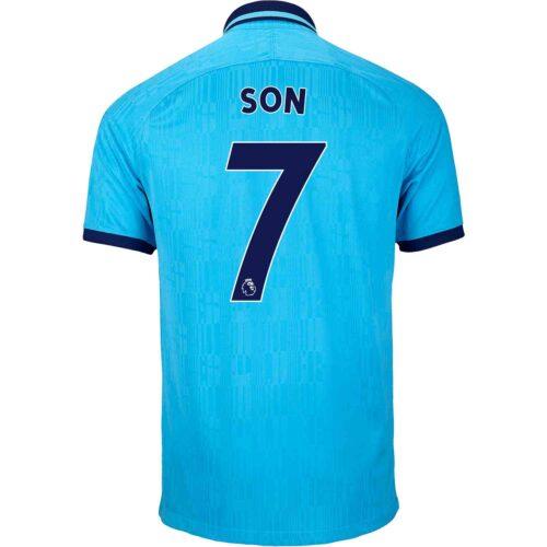2019/20 Nike Son Heung-min Tottenham 3rd Jersey