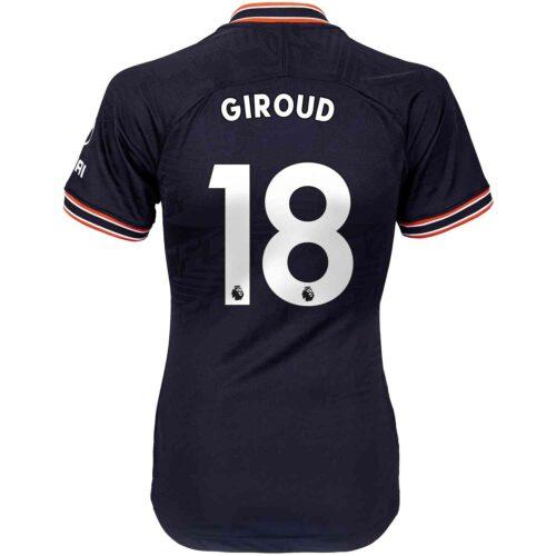 2019/20 Womens Nike Olivier Giroud Chelsea 3rd Jersey