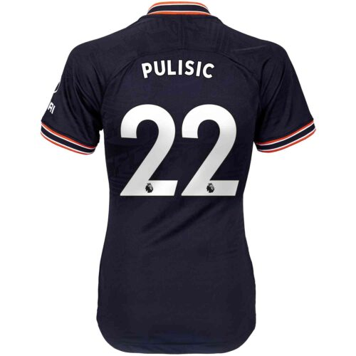 2019/20 Womens Nike Christian Pulisic Chelsea 3rd Jersey