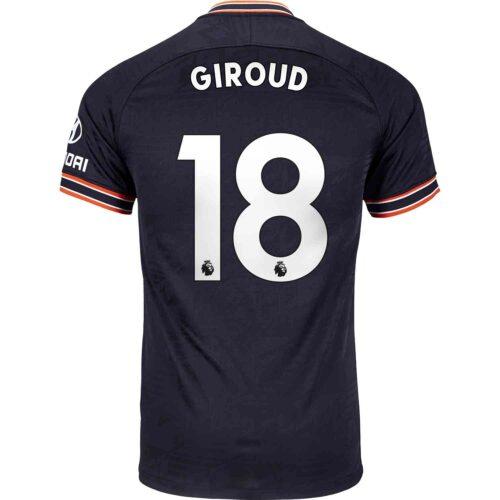 2019/20 Kids Nike Olivier Giroud Chelsea 3rd Jersey