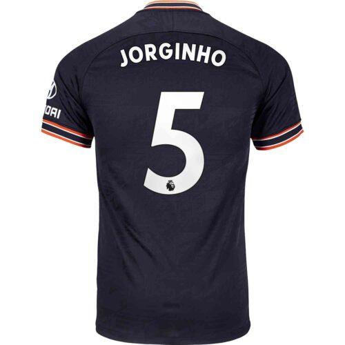 2019/20 Kids Nike Jorginho Chelsea 3rd Jersey