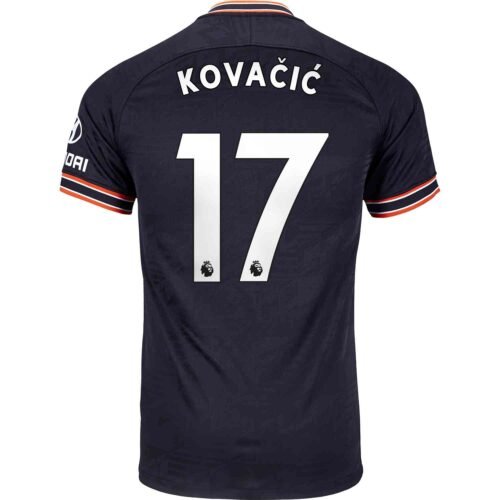 2019/20 Kids Nike Mateo Kovacic Chelsea 3rd Jersey