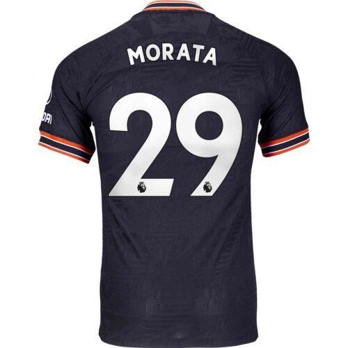 2019/20 Kids Nike Alvaro Morata Chelsea 3rd Jersey